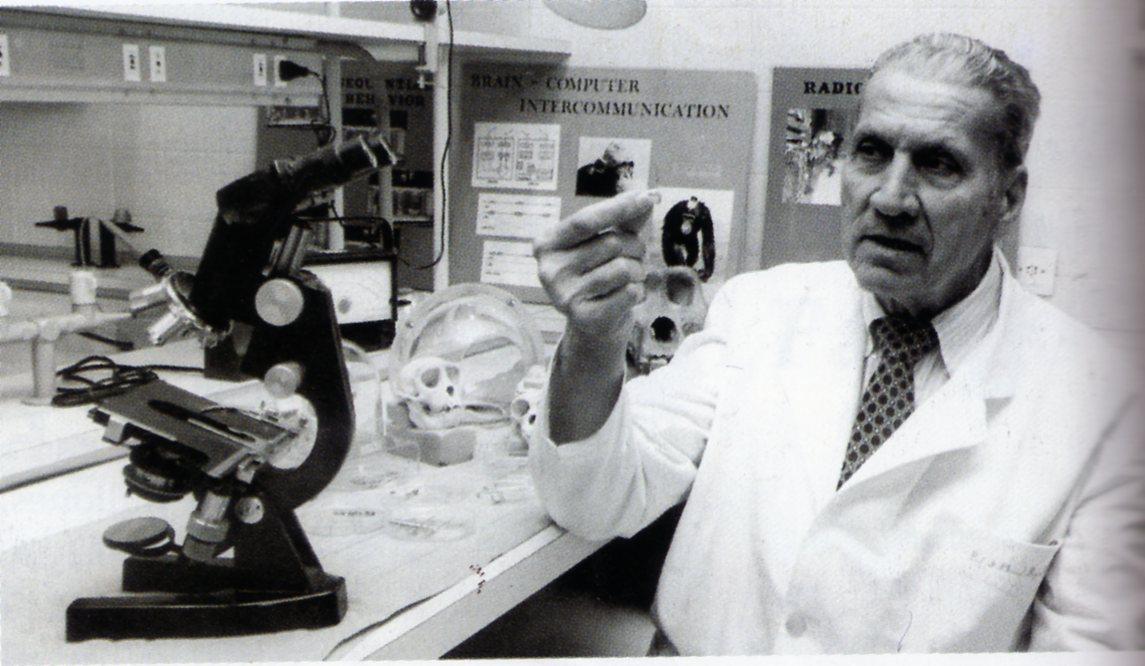 José Delgado, implants, and electromagnetic mind control
